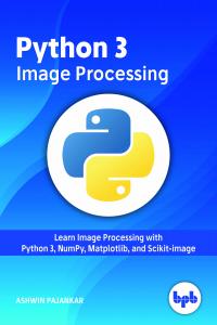 Python 3 Image Processing