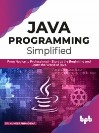 JAVA Programming Simplified