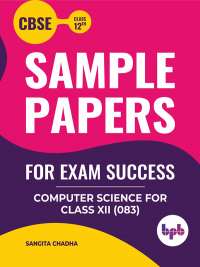 Computer Science for Class XII (083)