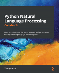 Python Natural  Language Processing  Cookbook