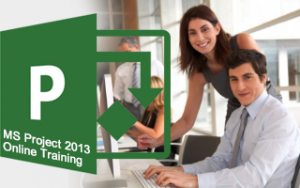 MS Project 2013 Online Training