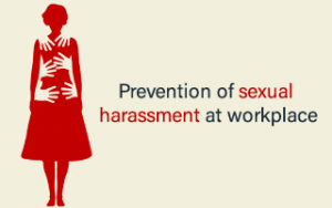 Prevention of Sexual Harassment at Workplace