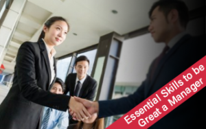Essential Skills to be Great a Manager