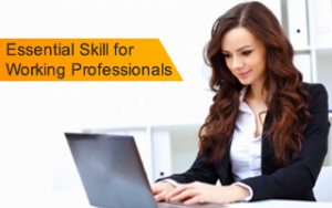 Essential Skills for Working Professionals