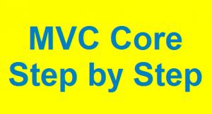 Learn MVC Core in 4 Hours