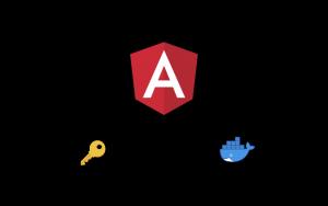 Angular Essentials - Admin App, Typescript, Docker, c3.js