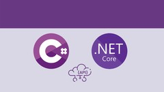 ASP.NET CORE and C# REST API With Real World Projects
