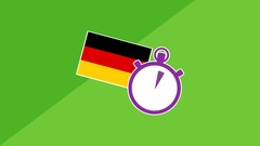 3 Minute German - Course 1   Language lessons for beginners