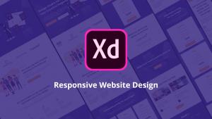 Responsive Website Design In Adobe Xd