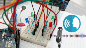 Control Arduino with Your Own Voice