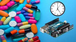 Arduino Automatic Medicine Reminder