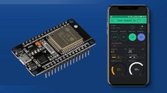 Create IoT Smart Garden with ESP32 and Blynk