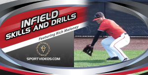 Baseball Infield Skills and Drills