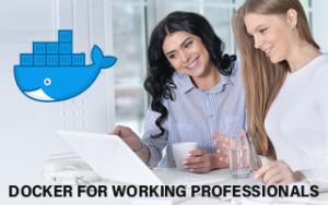 Docker for Working Professionals