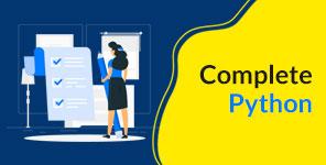 Complete Python Prime Pack
