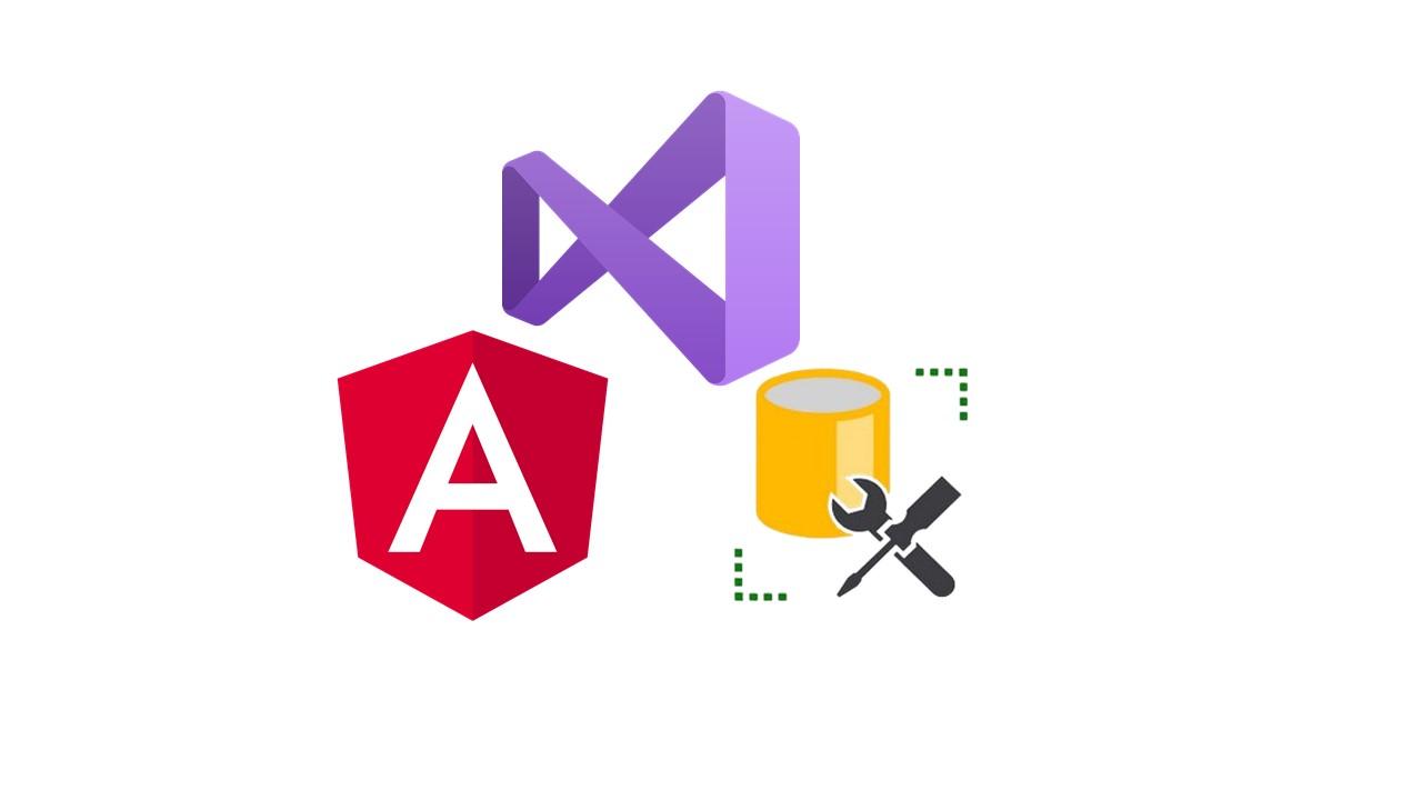 Angular 12, .NET Core Web API & Microsoft SQL Full Stack Web Development