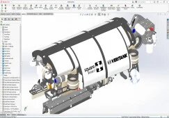 Learn SolidWorks with a fully practical approach
