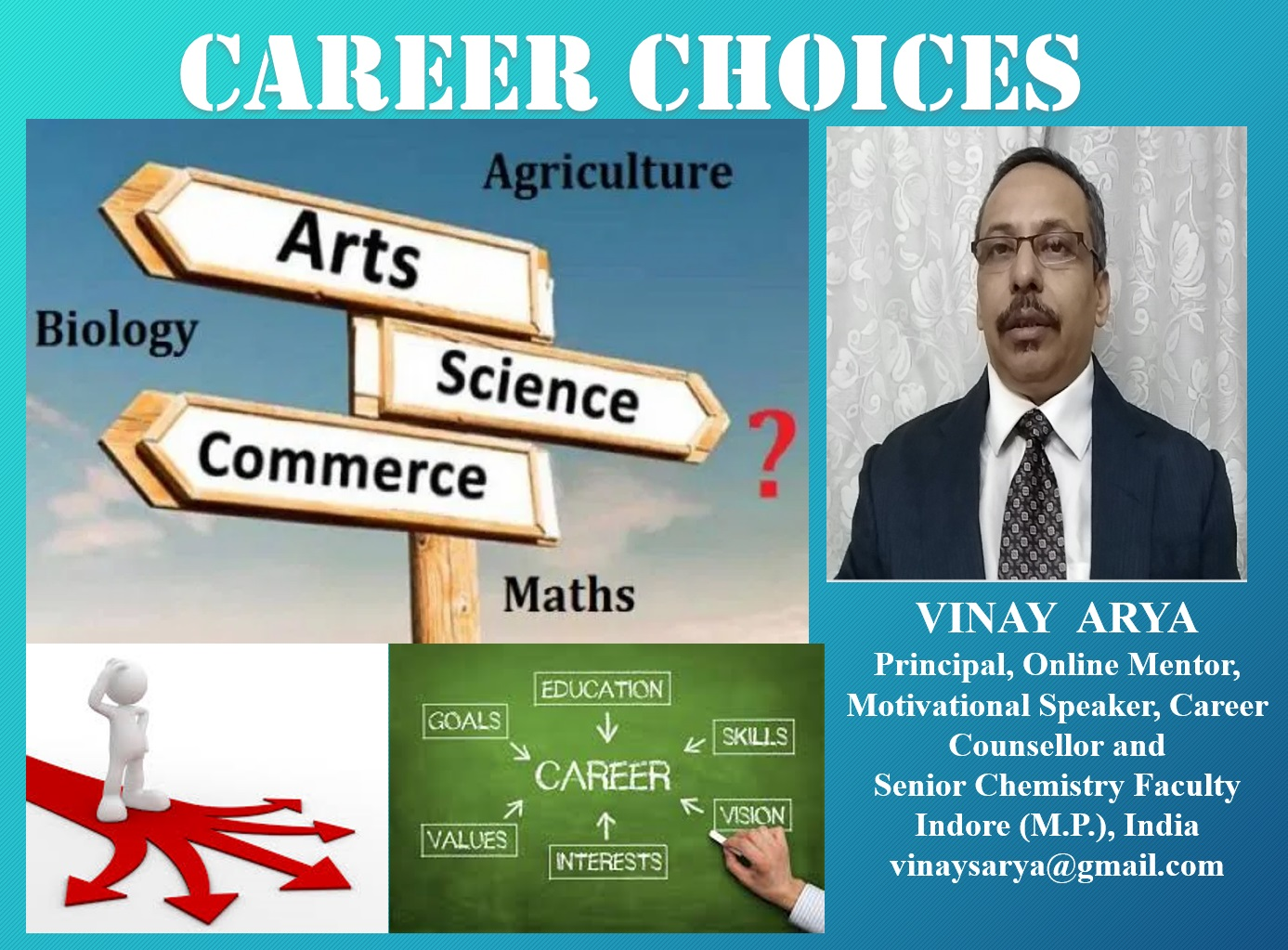 Career Choices for Subject selection