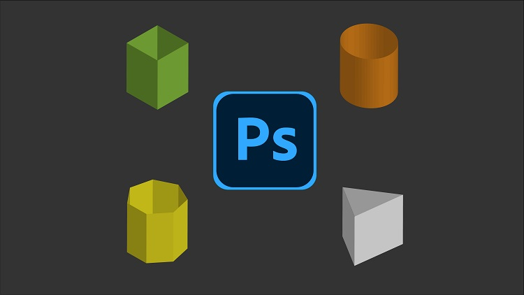 Learn Product Design and Modelling with Photoshop 3D