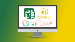 The Power Pivot, Power Query in Excel and Power BI Bundle