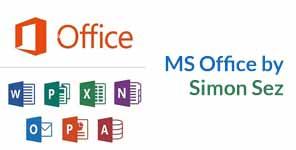 MS Office by Simon Sez