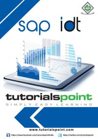 SAP IDT Tutorial
