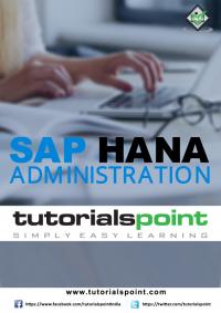 SAP HANA Administration Tutorial