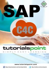 SAP C4C Tutorial
