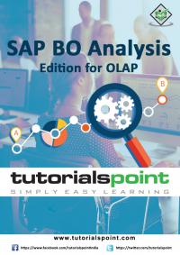 SAP BO Analysis Edition For OLAP Tutoria