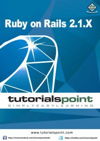 Ruby On Rails 2.1 Tutorial
