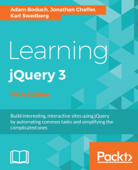 Learning jQuery 3 Fifth Edition