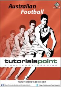 Australian Football Tutorial