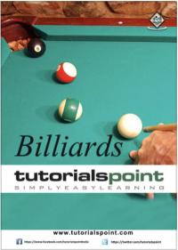 Billiards Tutorial